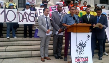 Youth Lobbying For the New York State Dream Act