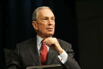 New York City Mayor Michael Bloomberg (Photo: Flickr/ World Bank Photo Collection)