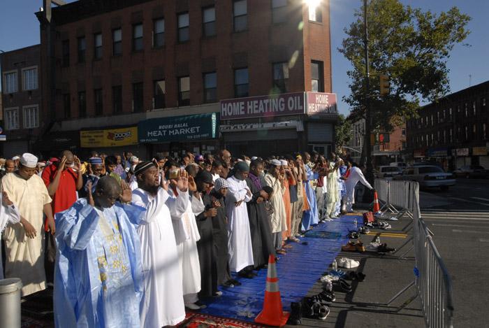 Eid in Brooklyn