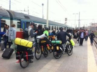 Trenitalia - FIAB: agevolazioni per le bici in treno e tavolo di lavoro