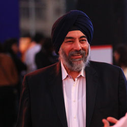 Mr Jaspal Bindra