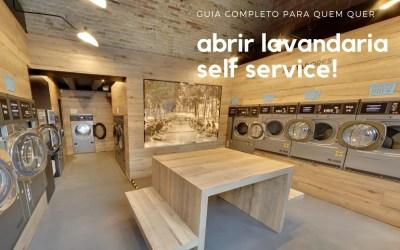 Montar Lavandaria Self Service [Guia Completo]