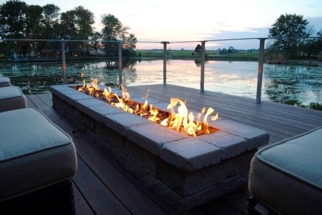 Sunset Deck