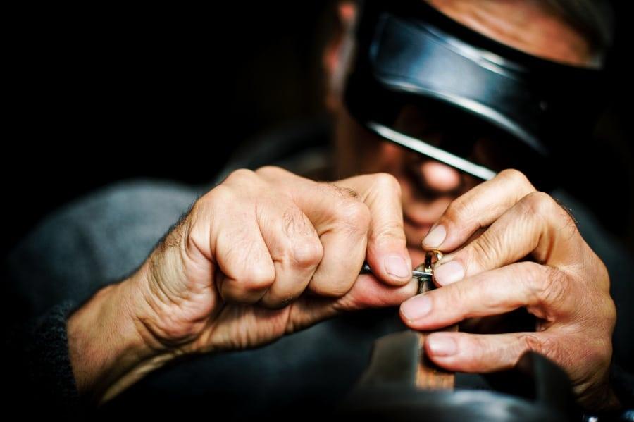 Tasador de joyas