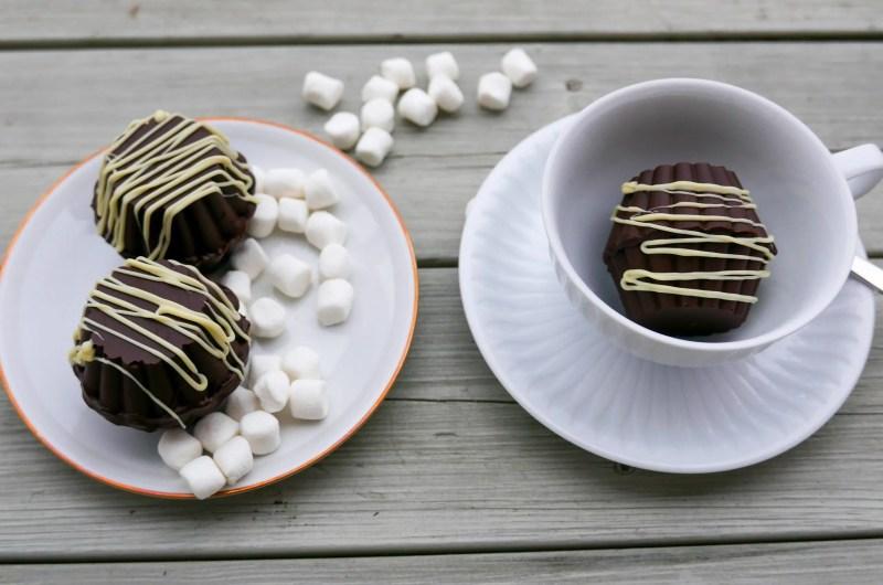 Chokladbomber - varm choklad