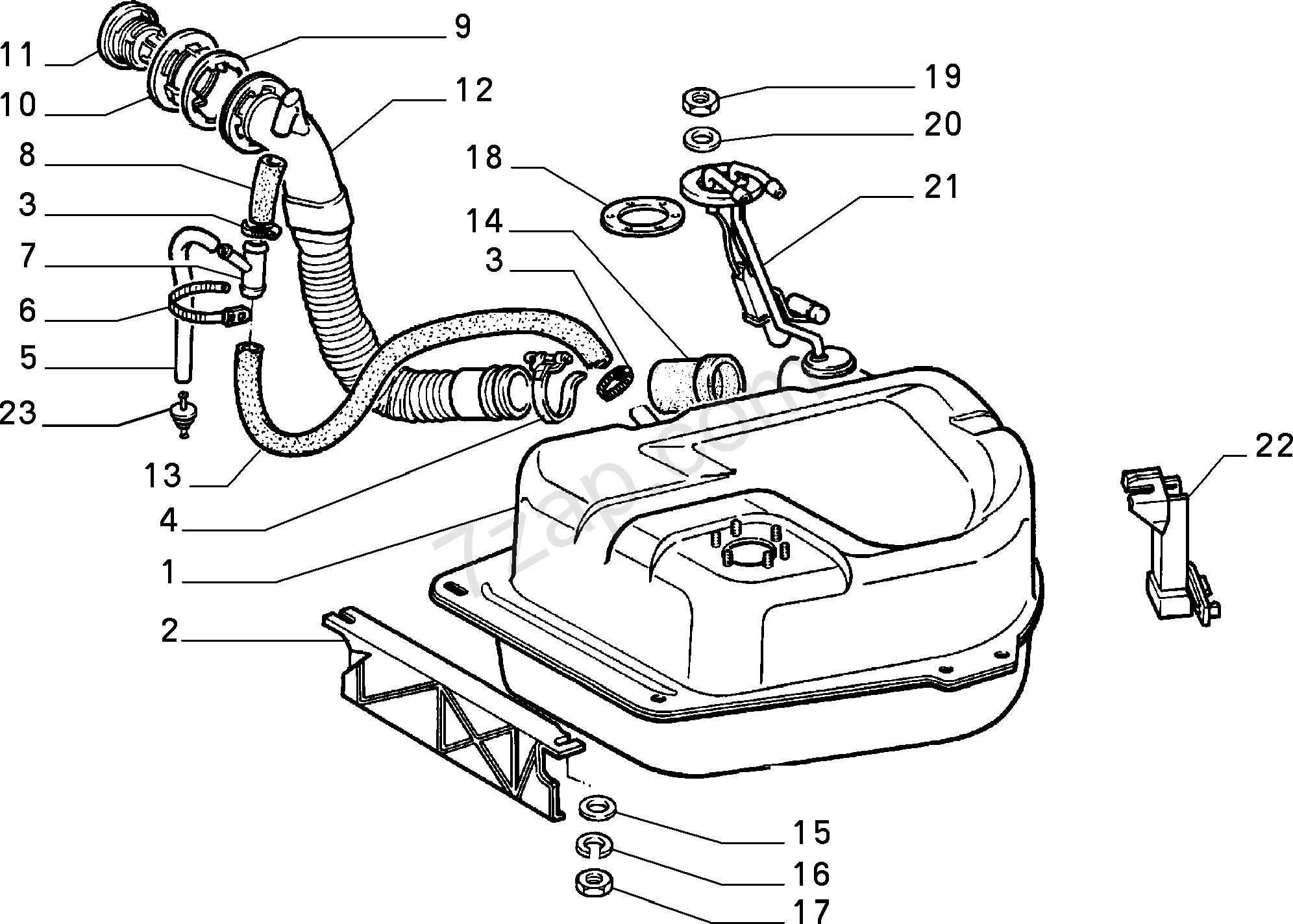 Volvo 960 Engine Diagram