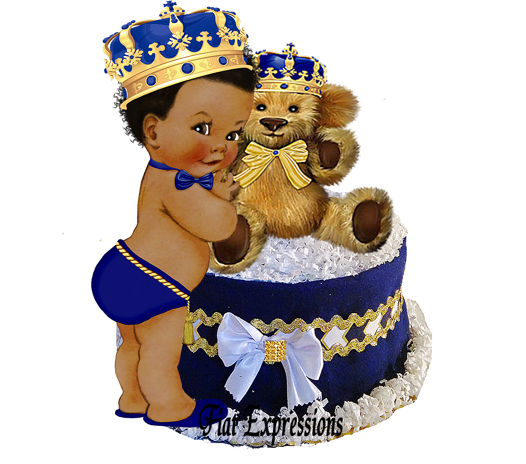 50* Personalized Prince Baby Shower Mirror Bear Table Centerpiece Decoration Custom Princess 1th Birthday Party Favor Gift Confetti Decor