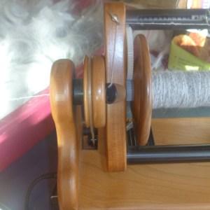 P1000968 spinning the angora