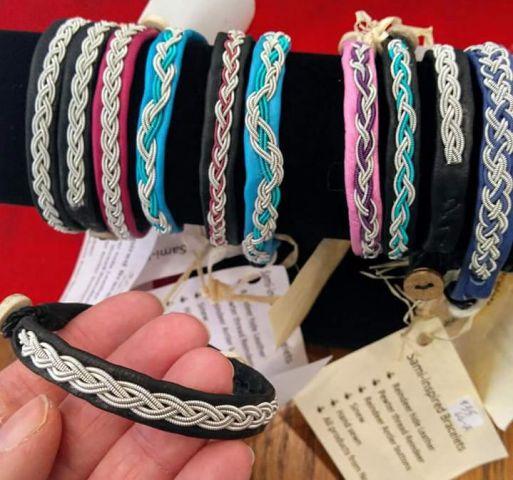 Sami Inspired Bracelets