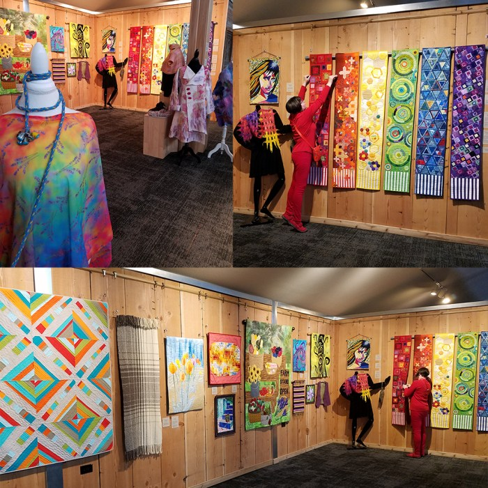 Fiber Arts Exhibition at the Sequim Museum & Arts