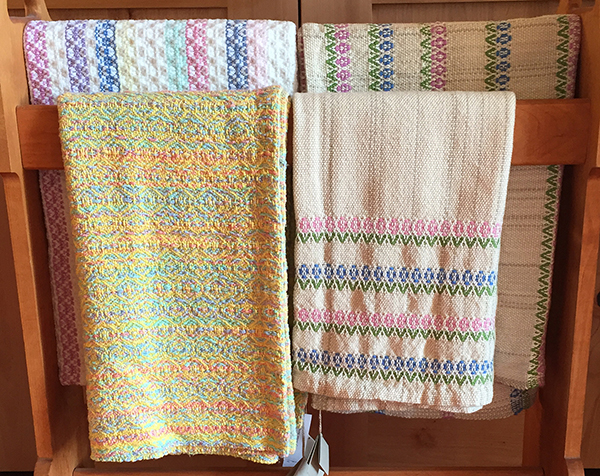Baby Blankets by Susan Savage