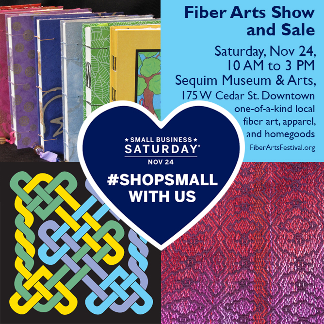 shop small with local fiber artists