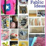 17 Fun Fabric Scraps Craft Projects Fiberartsy Com