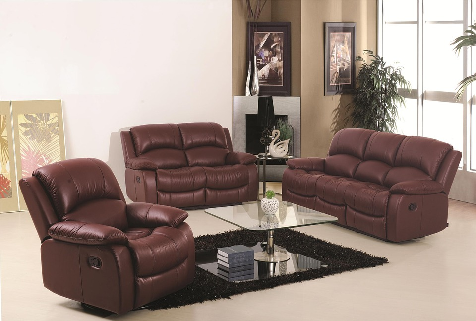 Leather Sofa - CleaningTips