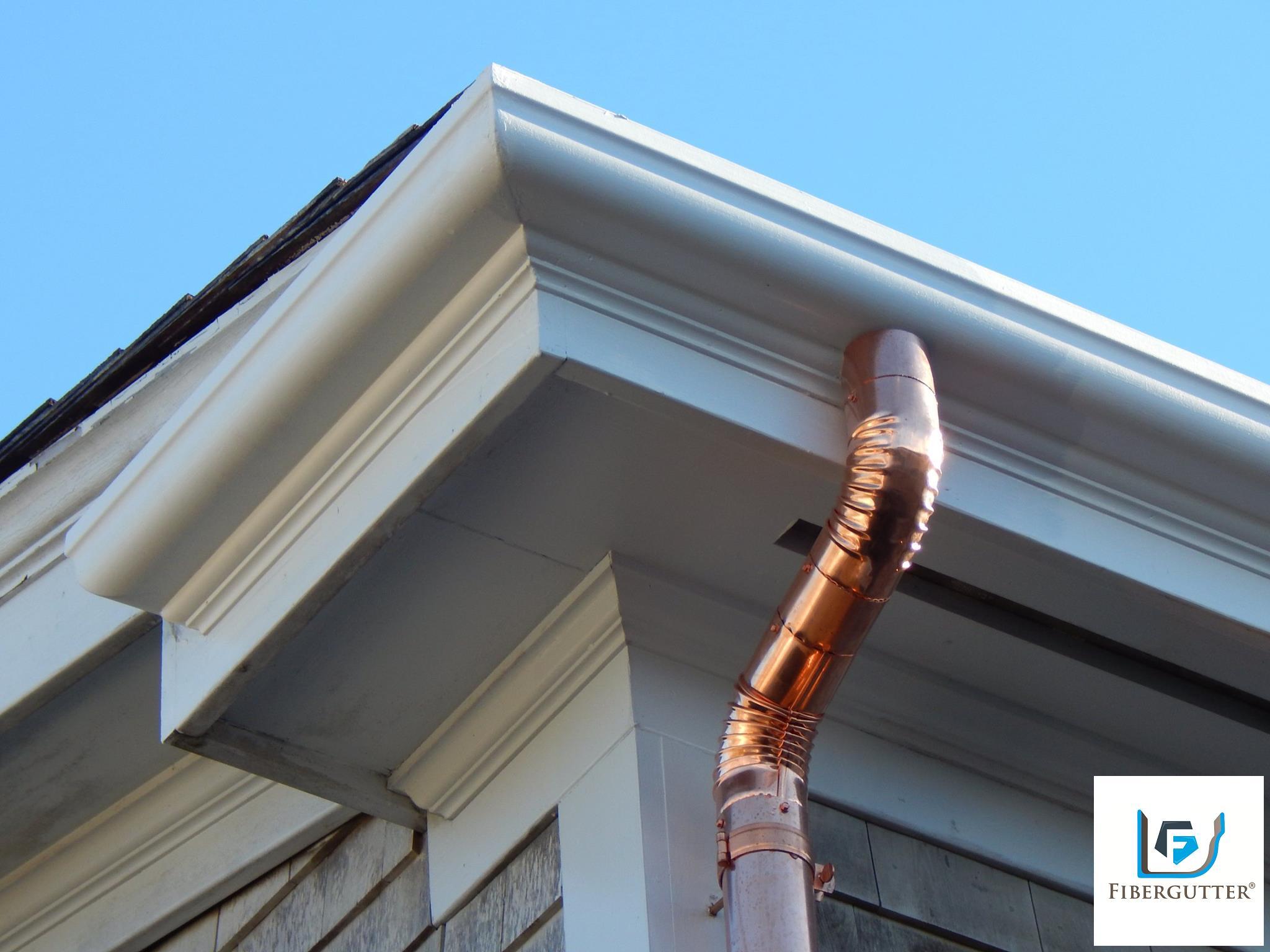 Fiberglass Gutter Installation Pocasset, MA