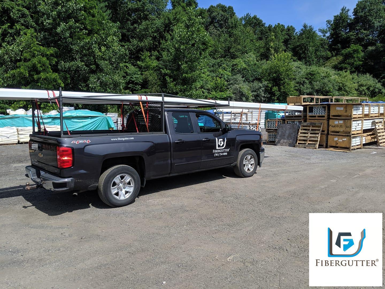Fiberglass Gutter Delivery Sterling MA