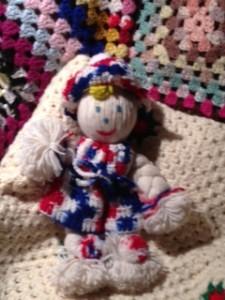 Feb 7 - Doll