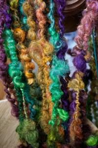 Suzy's love story yarn