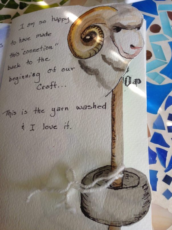 jan massie sheep page