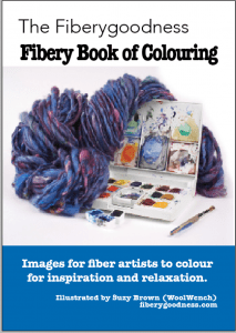 Fibery Book of Colouring