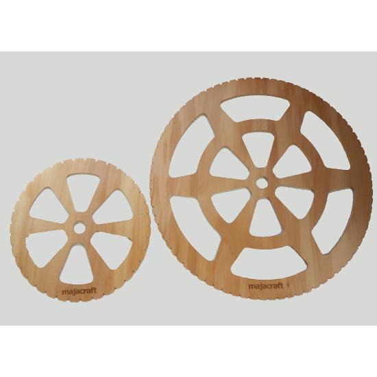 Majacraft Circle Weaving Loom
