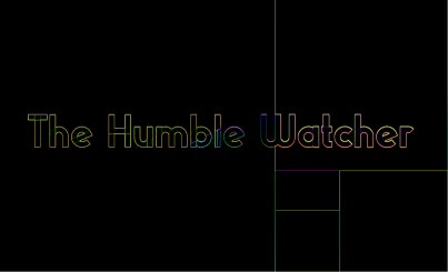 HumbleWatcher Logo-Dope