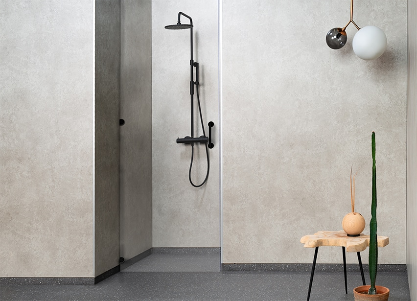 waterproof wall systems and bathroom panels