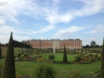 palace and gardens