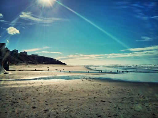 Nye Beach | Newport, Oregon