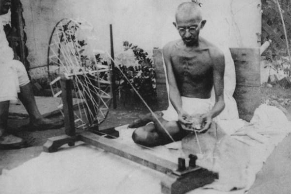 Gandhi tissage khadi