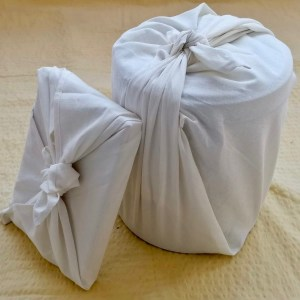 Furoshiki 100% coton recyclé