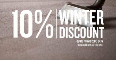 Fibrecare 10% Winter Discount