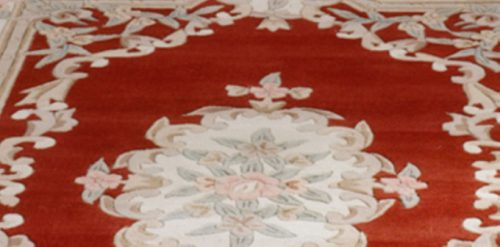 Chineese Rugs Cleaned