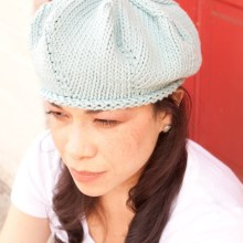 First Hat Class - pattern available at the shop