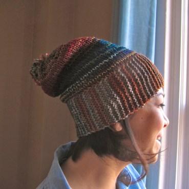 Short Story Hat 2