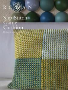 Slip Stitch cover