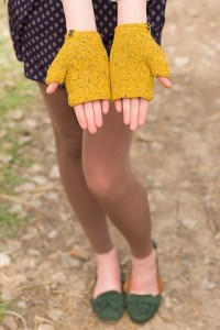 Glenveaugh Mitts by Hope Vickman