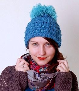 DunDun Hat by Linda Skuja