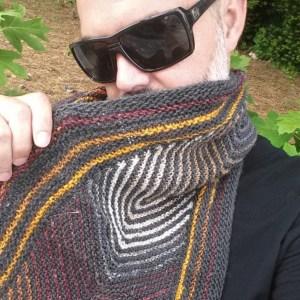 Barry's Noro striped Foehn.