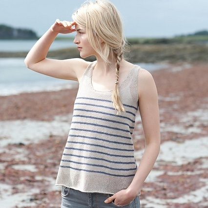 Saco Stripes by Pam Allen (Photo © Carrie Bostick Hoge)