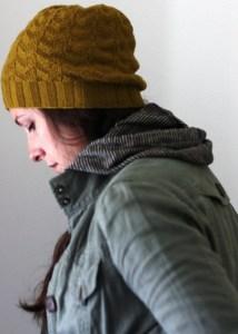 Bristol Hat by Amy Christoffers