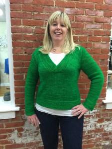 Denise's Weekender Sweater