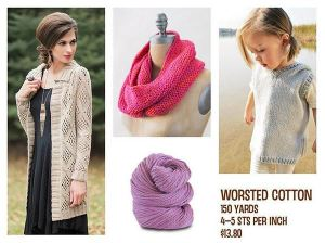 BSA Worsted Cotton Trunk Show