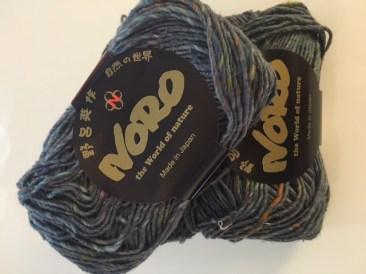 Arthella's Yarn Choice: Noro Tokonatsu
