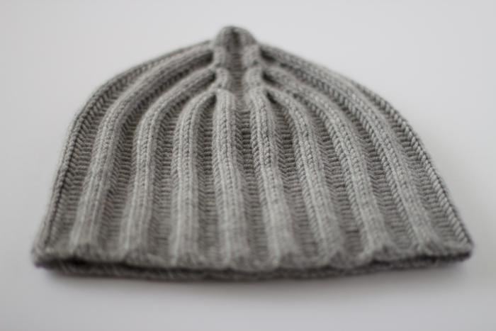 Double Brioche Hat With Olga Buraya Kefelian Fibre Space