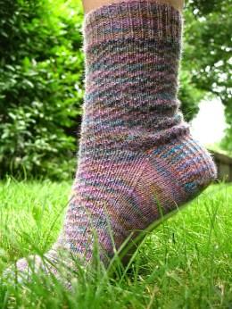 Hermione's Everyday Socks, © Erica Lueder