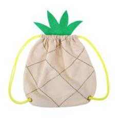 Pineapple backpack - $23