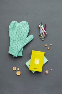 Building Blocks: Mittens