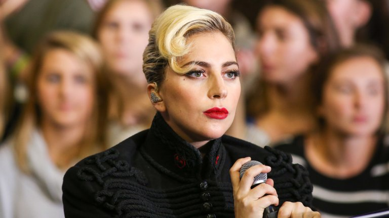 Lady Gaga Opens Up in Huge Interview About Struggling With Fibromyalgia and PTSD