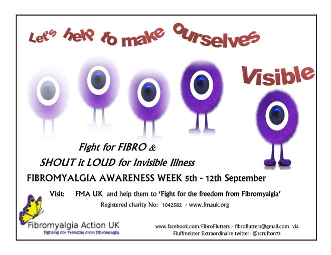 LET'S HELP TO MAKE OURSELVES VISIBLE AWARENESS CAMPAIGN POSTER 2015 SEPTEMEBR  JPEG edited version with logo
